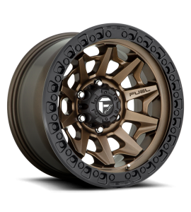 18x9 Fuel Off-Road Wheels | 1 piece D696 COVERT 6x139.7 MATTE BRONZE BLACK BEAD RING 20 Offset (5.79 Backspace) 106.1 Centerbore | D69618908457